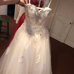 Other - Cream fancy dress
